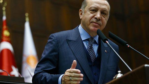 Erdogan named in US Iran sanctions trial