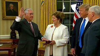 La Casa Blanca planea el relevo de Tillerson