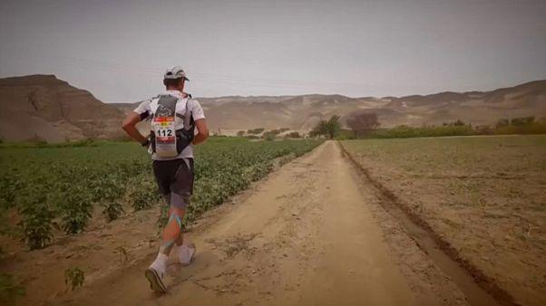 Une première au Pérou pour le Marathon des Sables