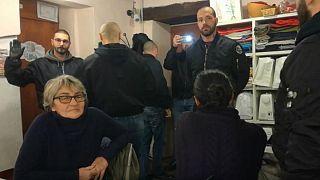 ایتالیا؛ گروه نئونازی همایش فعالان مدافع مهاجران را بر هم زدند