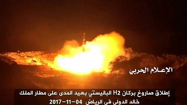 حوثیها یک موشک بالستیک دیگر به عربستان شلیک کردند