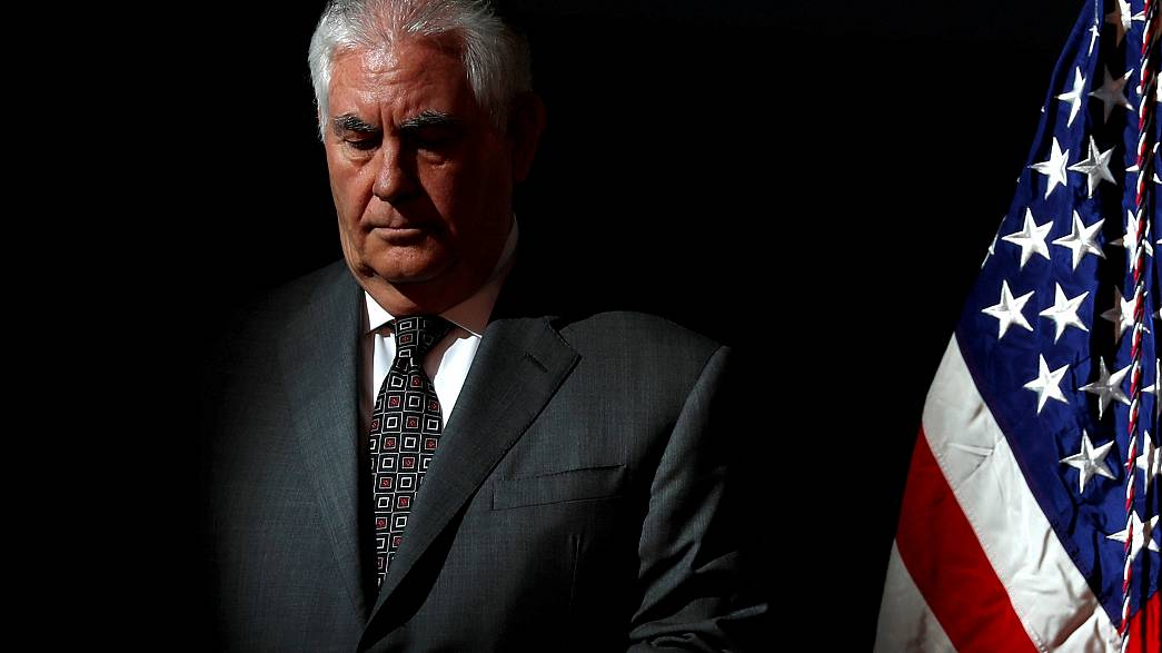 'Rexit': Is Tillerson on the way out as US Secretary of State?