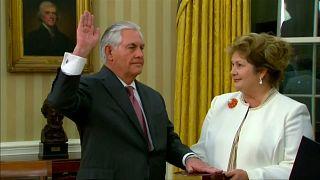 Rex Tillerson, Segretario di Stato Usa