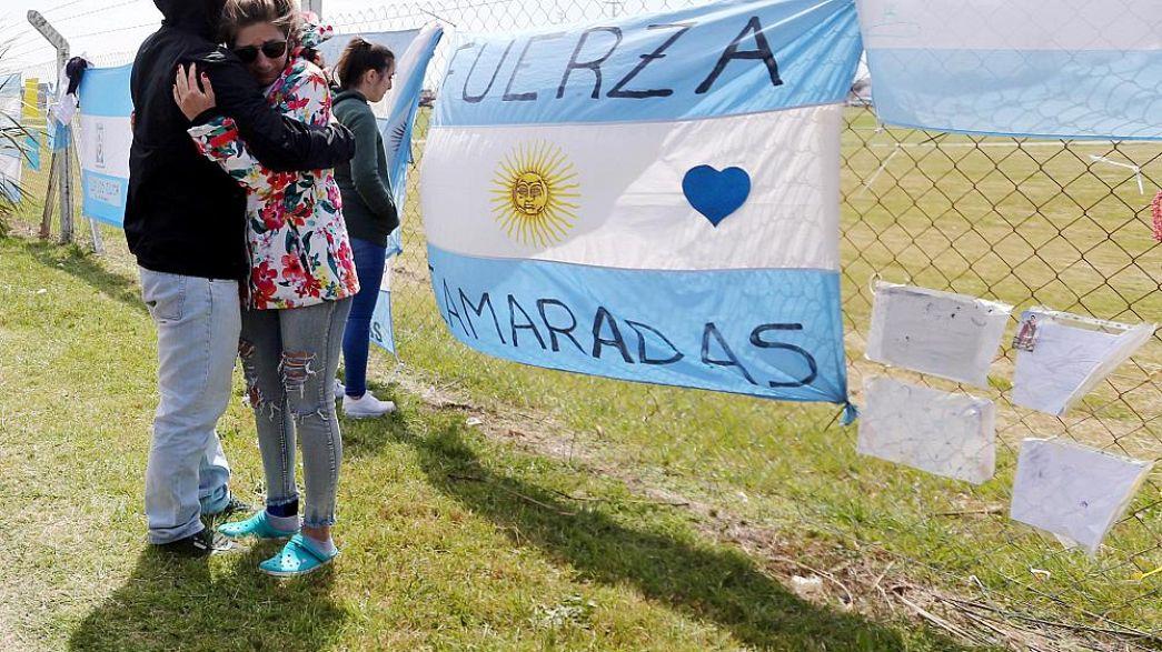 Argentina calls off rescue mission for missing submarine