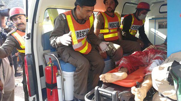 باكستان: 14 قتيلا إثر هجوم مسلحين من طالبان يرتدون النقاب