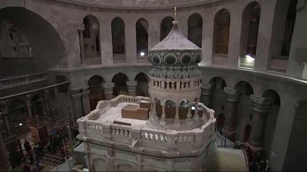 Jézus sírját halála után 300 évvel készítették el