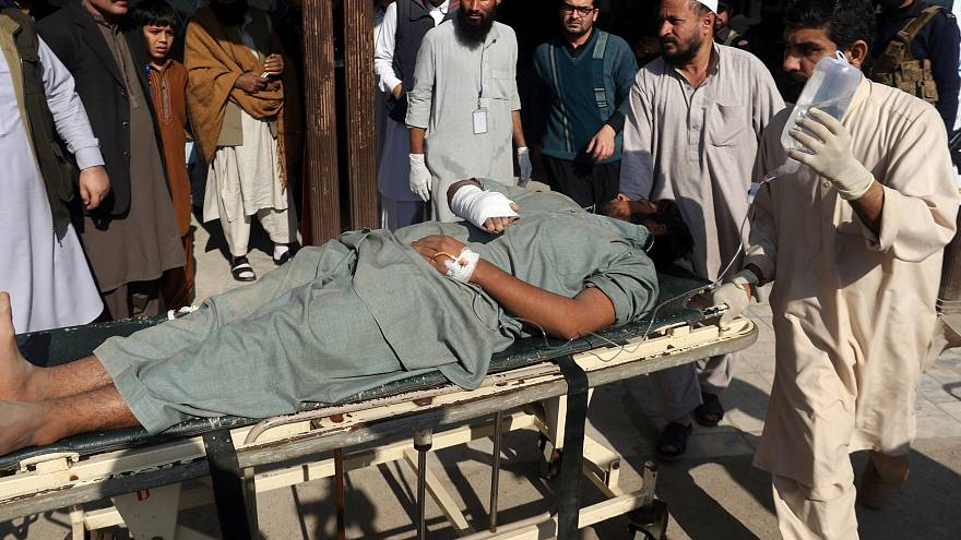 Pakistan Taliban in deadly attack on farming college