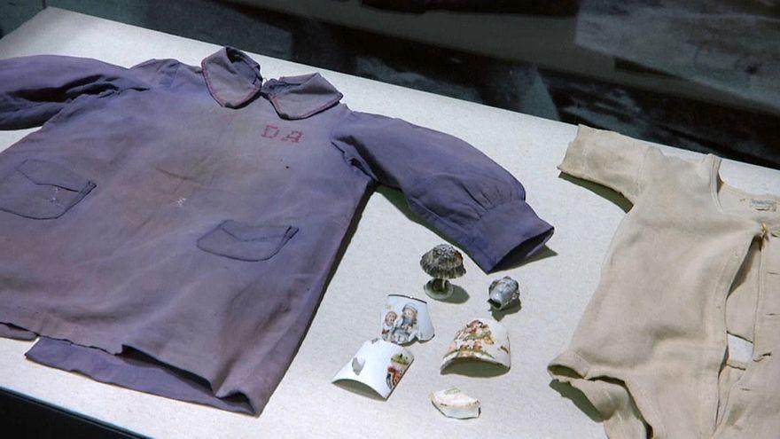 600 Auschwitz-Exponate in Wanderausstellung