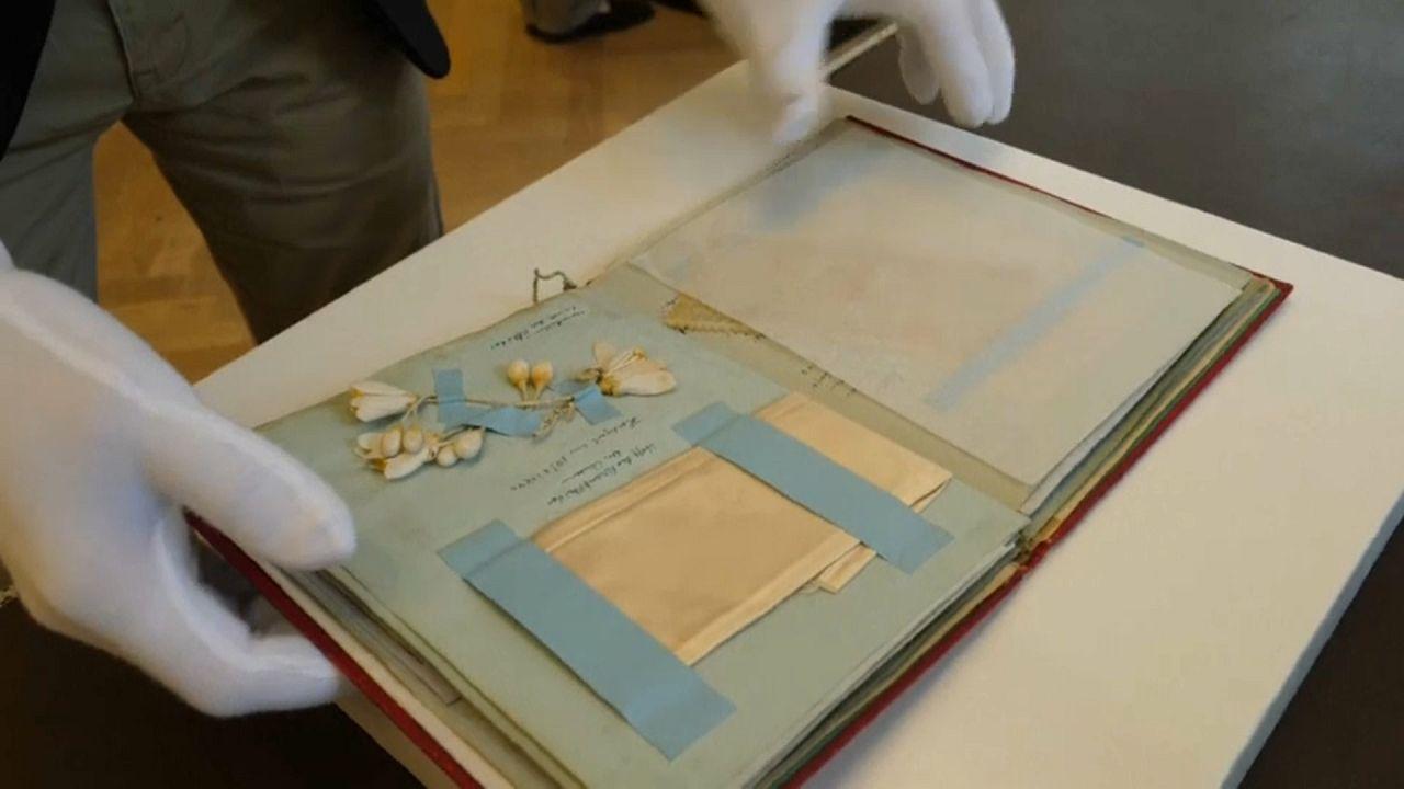 Queen Victoria: Erinnerungsbuch der Gouvernante versteigert