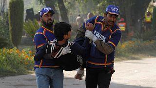 Пакистан: теракт в общежитии