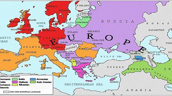 كيف يمكن تصنيف الأوروبيين في ستة أنواع؟
