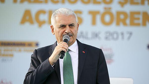 """Başbakan Yıldırım: """"Zarrab davasının amacı Türkiye'yi sıkıştırmaktır"""""""