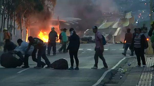 Honduras: fokozódik a feszültség