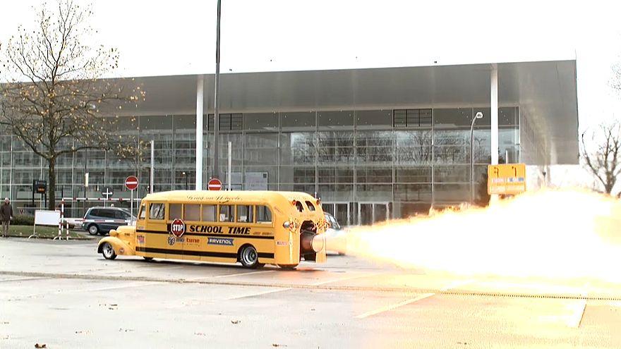 """Feuer frei für die 50. """"Essen Motor Show"""""""