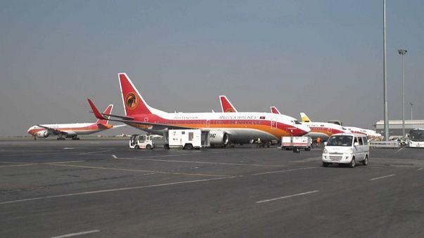 Angola quer implementar sistema avançado de idenficação de passageiros