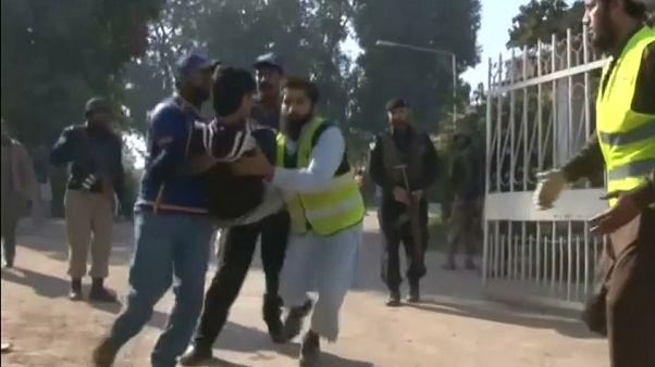 Matanza talibán en la Universidad de Peshawar