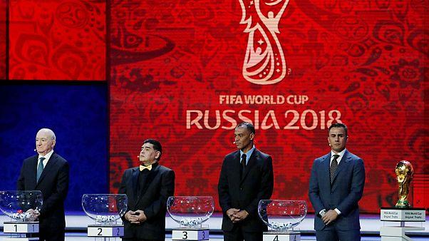 Coupe du monde 2018 : le tirage au sort a rendu son verdict