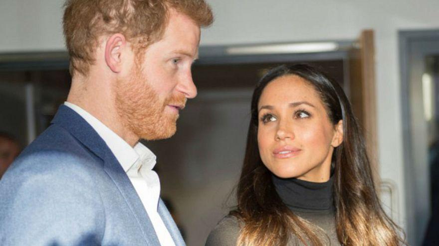 Πρώτη κοινή επίσημη επίσκεψη πρίγκιπα Χάρι και Μέγκαν στο Νότινγχαμ