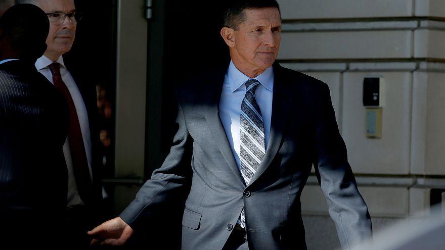 Vádat emeltek Trump korábbi tanácsadója ellen