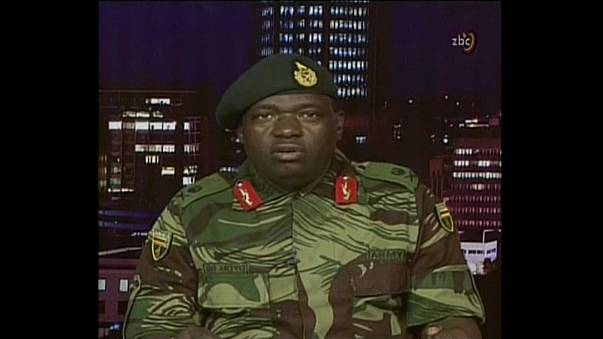 Zimbabwean military chiefs 'rewarded' with cabinet jobs