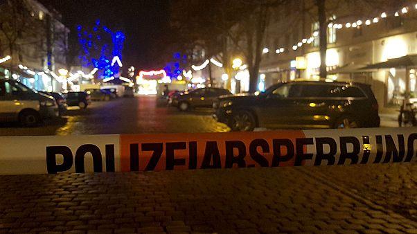 Un engin suspect découvert à Potsdam