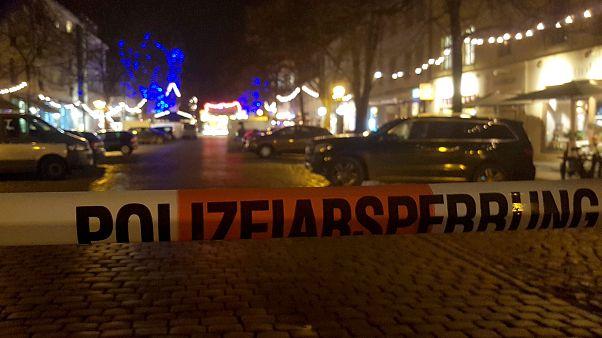 Evacuato il mercatino di Potsdam