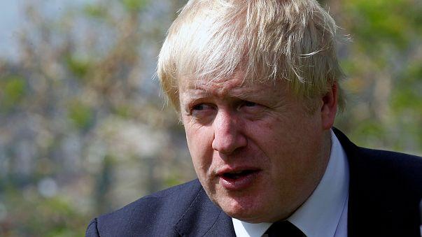 Johnson: Kapımız yetenekli Türklere her zaman açık
