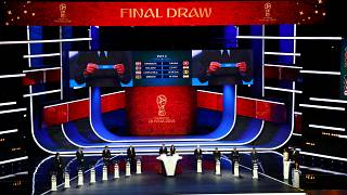 2018 Dünya Kupası'nda gruplar belli oldu