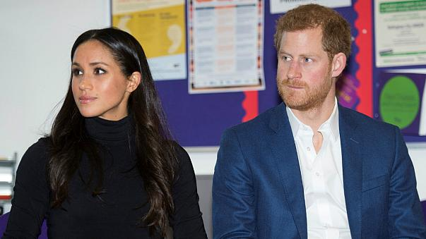 O 1° evento oficial de Meghan e Harry