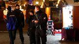 Robbanóanyagot találtak egy gyanús csomagban Potsdamban
