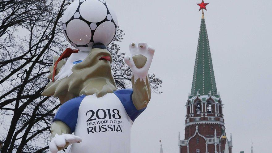 Russia 2018: nella Piazza Rossa inizia il conto alla rovescia