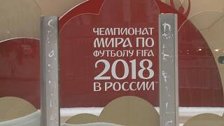 WM 2018: Vorfreude in Russland