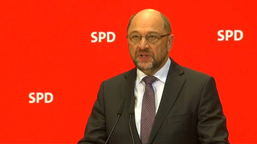 Germania: Schulz, nuova grande coalizione non è automatica