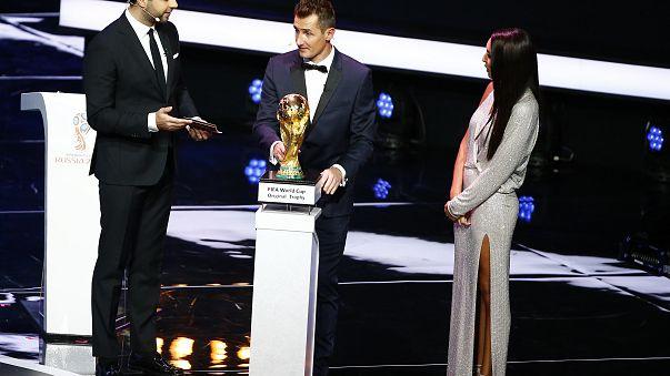 Rusya'da FIFA 2018 heyecanı