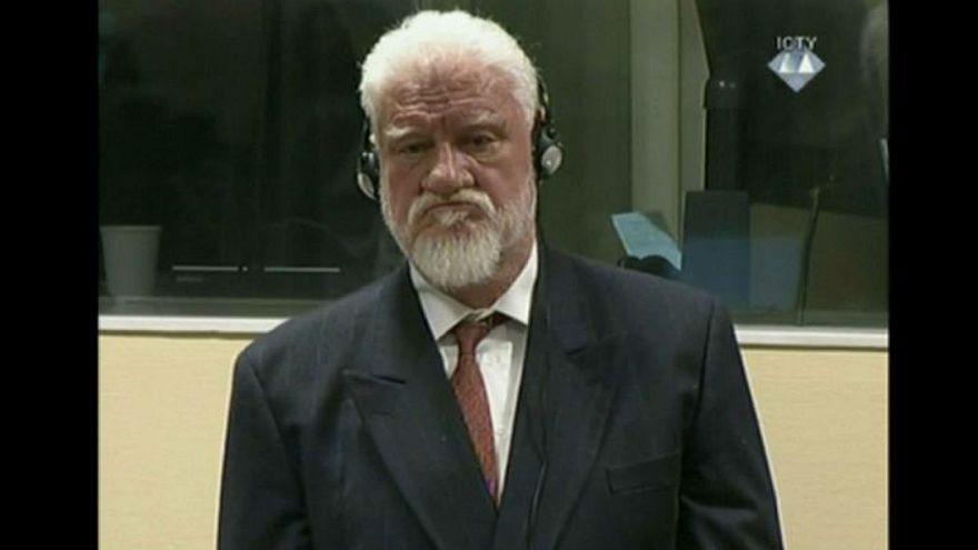 TPIY : le Croate de Bosnie Slobodan Praljak s'est empoisonné au cyanure