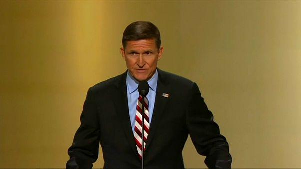 Ehemaliger Trump-Berater Flynn gibt Falschaussage zu