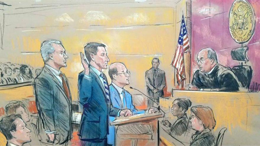 Flynn Rusya soruşturmasında FBI'a yalan söylediğini itiraf etti
