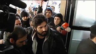 Polémica en Turquía por el 'caso Zarrab'