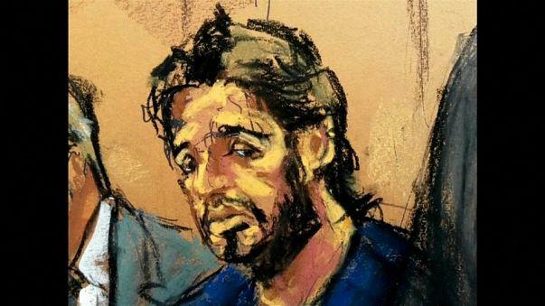 Reza Zarrab no tribunal