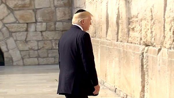 Donald Trump s'apprête à reconnaître Jérusalem capitale d'Israël