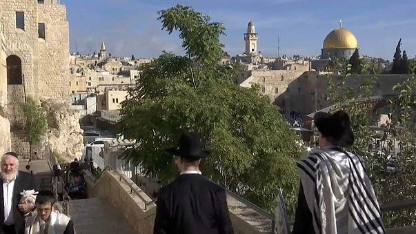 США признают Иерусалим столицей Израиля?