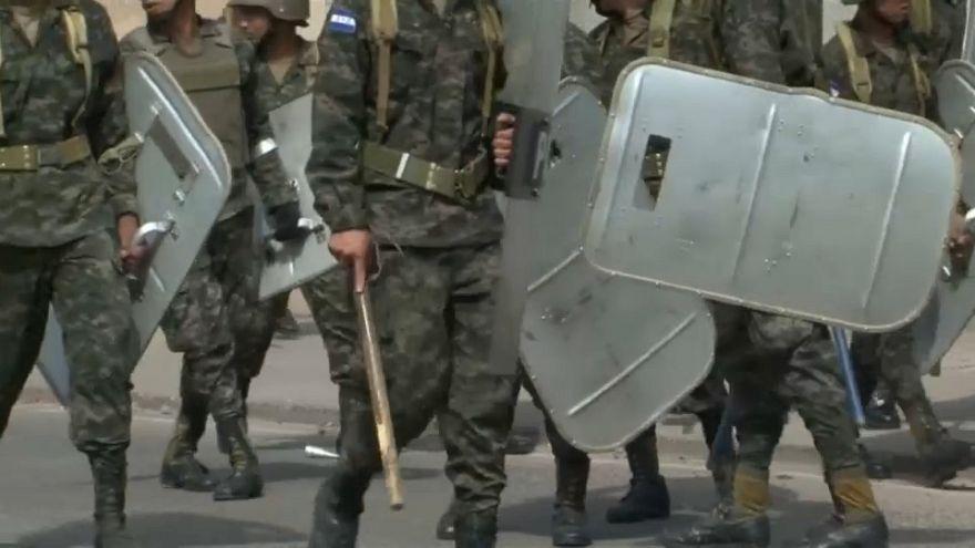 Governo decreta estado de emergência nas Honduras