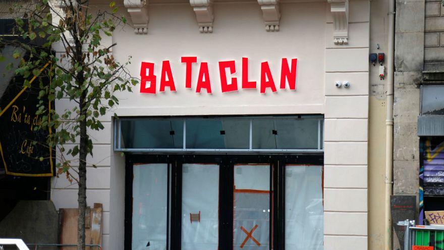 The Bataclan theatre and music venue in Paris