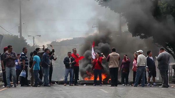 Esito incerto alle presidenziali: tumulti e coprifuoco in Honduras