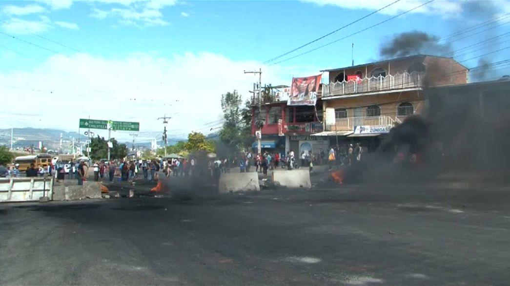 Комендантский час в Гондурасе