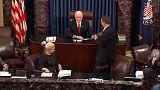 El Senado estadounidense aprueba la reforma fiscal de Donald Trump