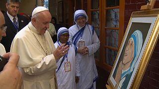 Último día del papa Francisco en Bangladés