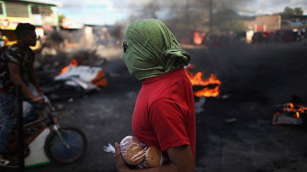فرض حظر التجول في هندوراس بسبب اعمال العنف