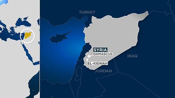 Израиль нанёс ракетный удар по Сирии