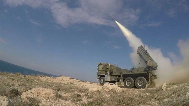 Israël vise une position militaire syrienne